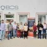 AHK-Delegation aus Mittelamerika zu Besuch bei BOS